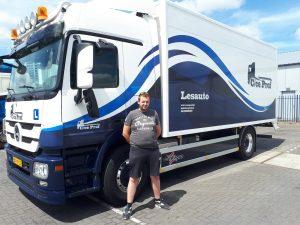 C-rijbewijs-vrachtwagen