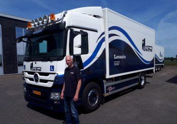 Vrachtwagen rijbewijs opleiding